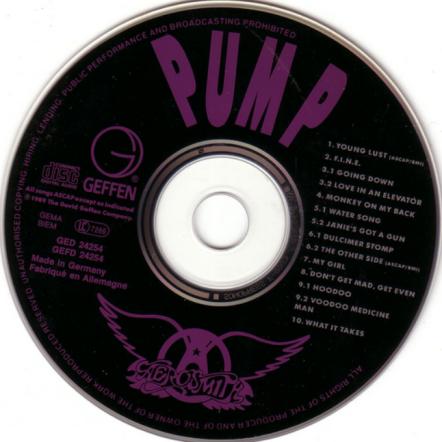 Pump CD
