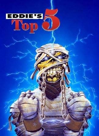 eddie's top 5