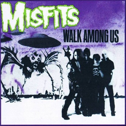 Misfits - 1982 - Walk Among Us - Front