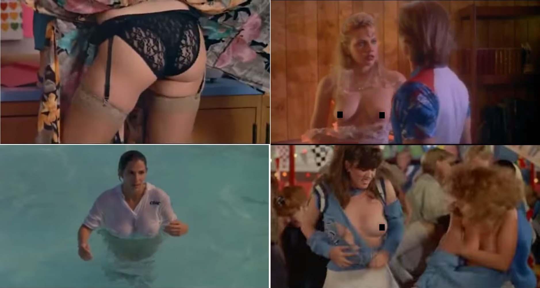 Banyo sonrasi sex