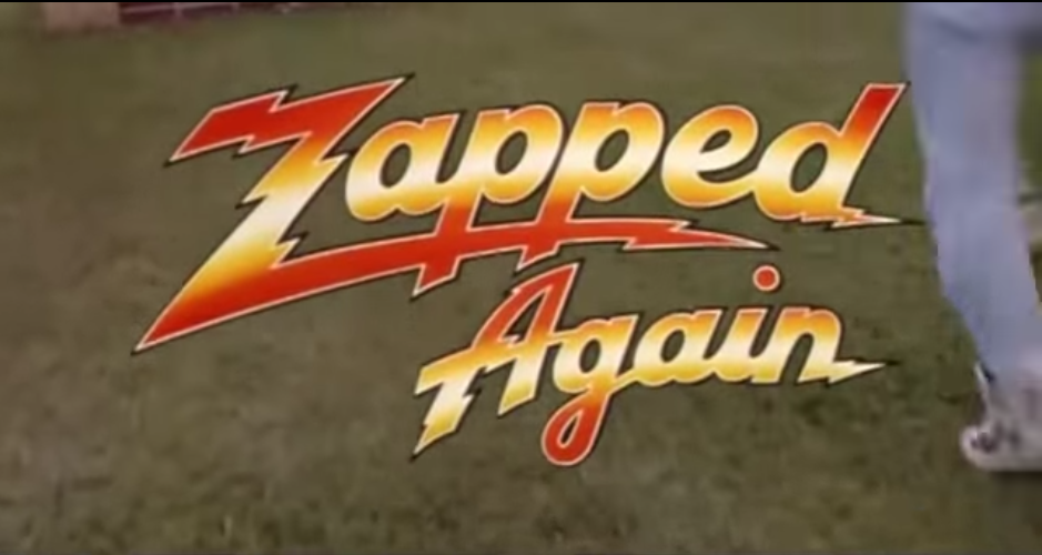 Zapped Again Zapped Again!