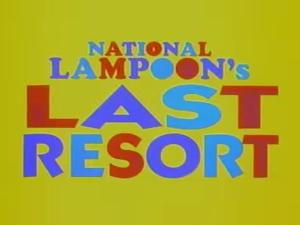 Last Resort Title