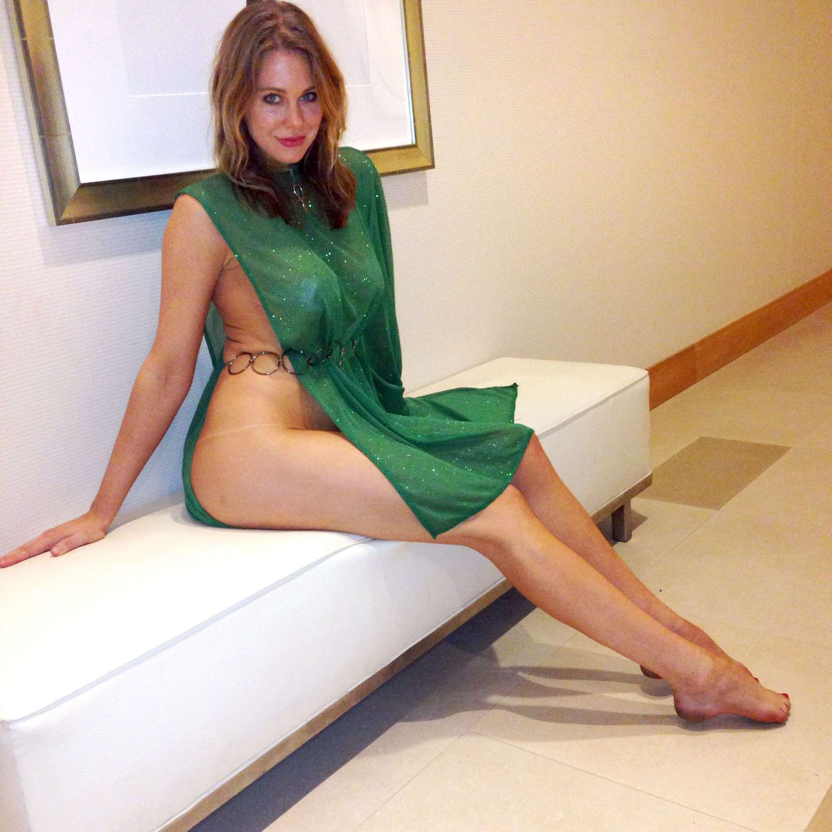Maitland Ward Gets In The Holiday Spirit: An FCCC Post | Moshpits And ...: https://moshpitsandmovies.wordpress.com/2014/12/18/maitland-ward...