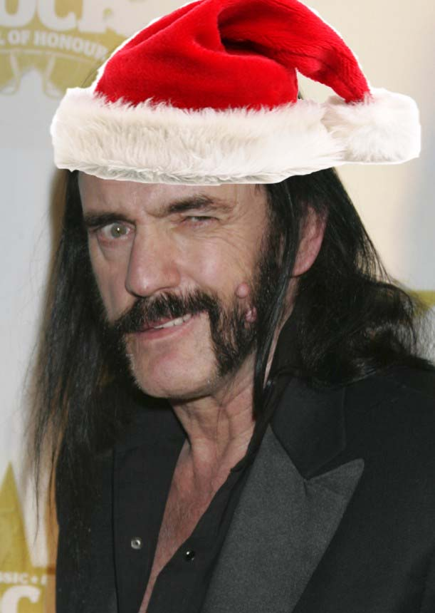 Countdown To Christmas: Run Run Rudolph by Lemmy Kilmister ...