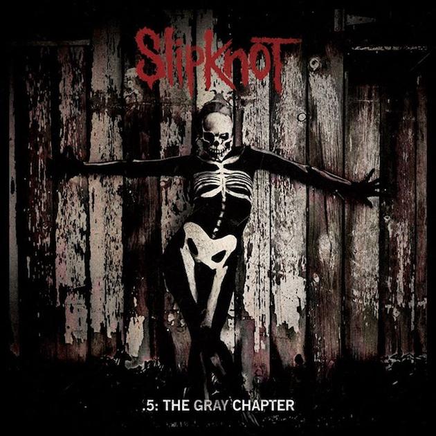 Slipknot 5 the gray chapter скачать альбом