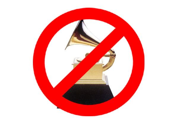 No Grammys