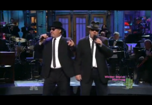 snl 40 blues bros