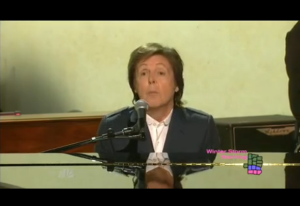snl 40 paul mccartney