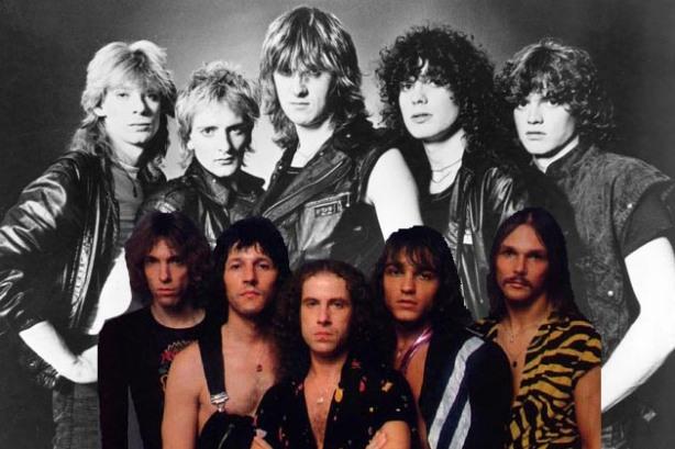 Def Leppard Vs Scorpions