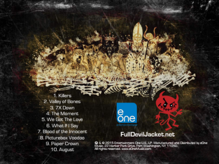 full devil jacket cd back