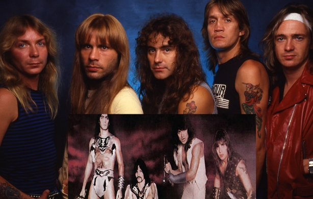 Iron Maiden Vs Manowar