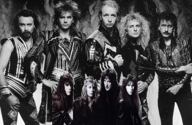 Judas Priest Vs Savatage