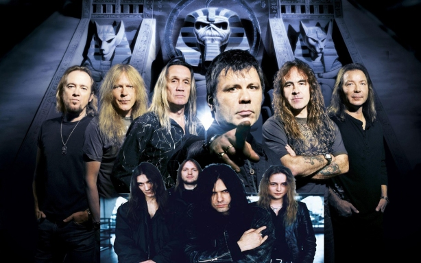 kreator vs iron maiden