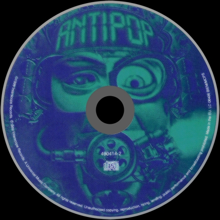 antipop cd