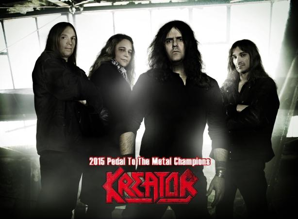Kreator Champions