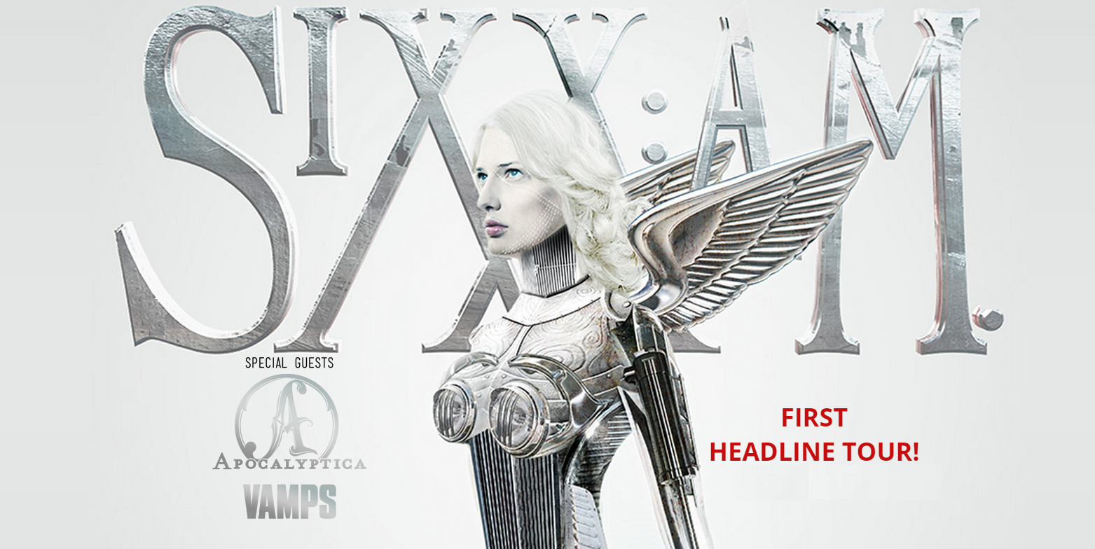 Sixx Am And Apocalyptica Take Over Vic Theater Moshpits And Movies