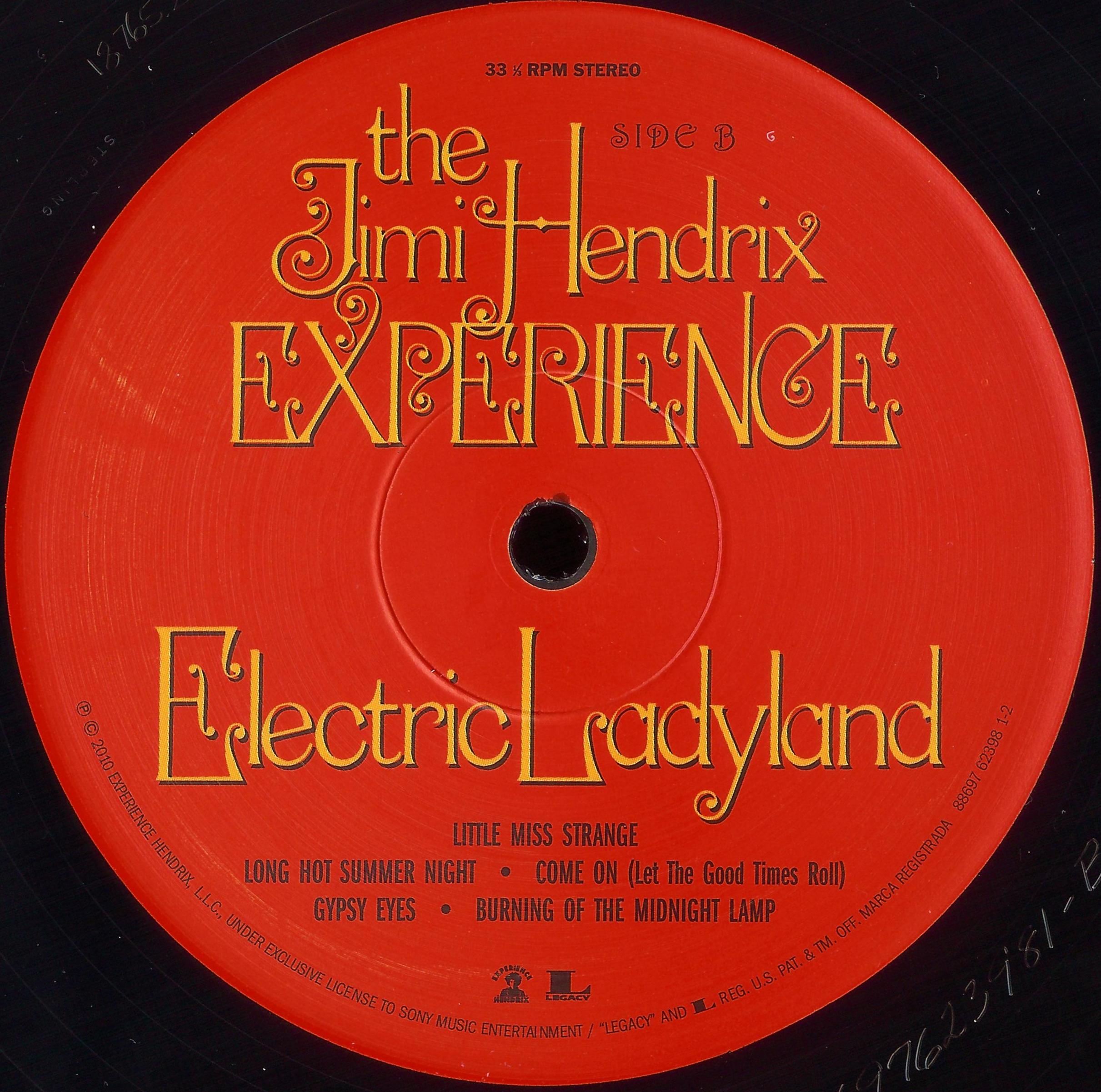 jimi hendrix are you experienced essay