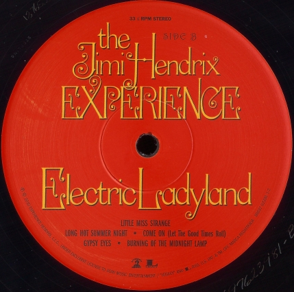 103-the-jimi-hendrix-experience-electric-ladyland-label-b