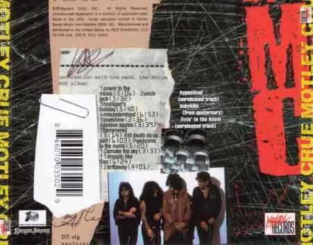 motley crue 1994 back