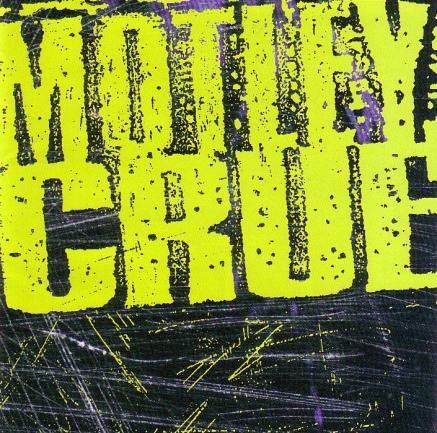 Portada - Motley Crue amarilla