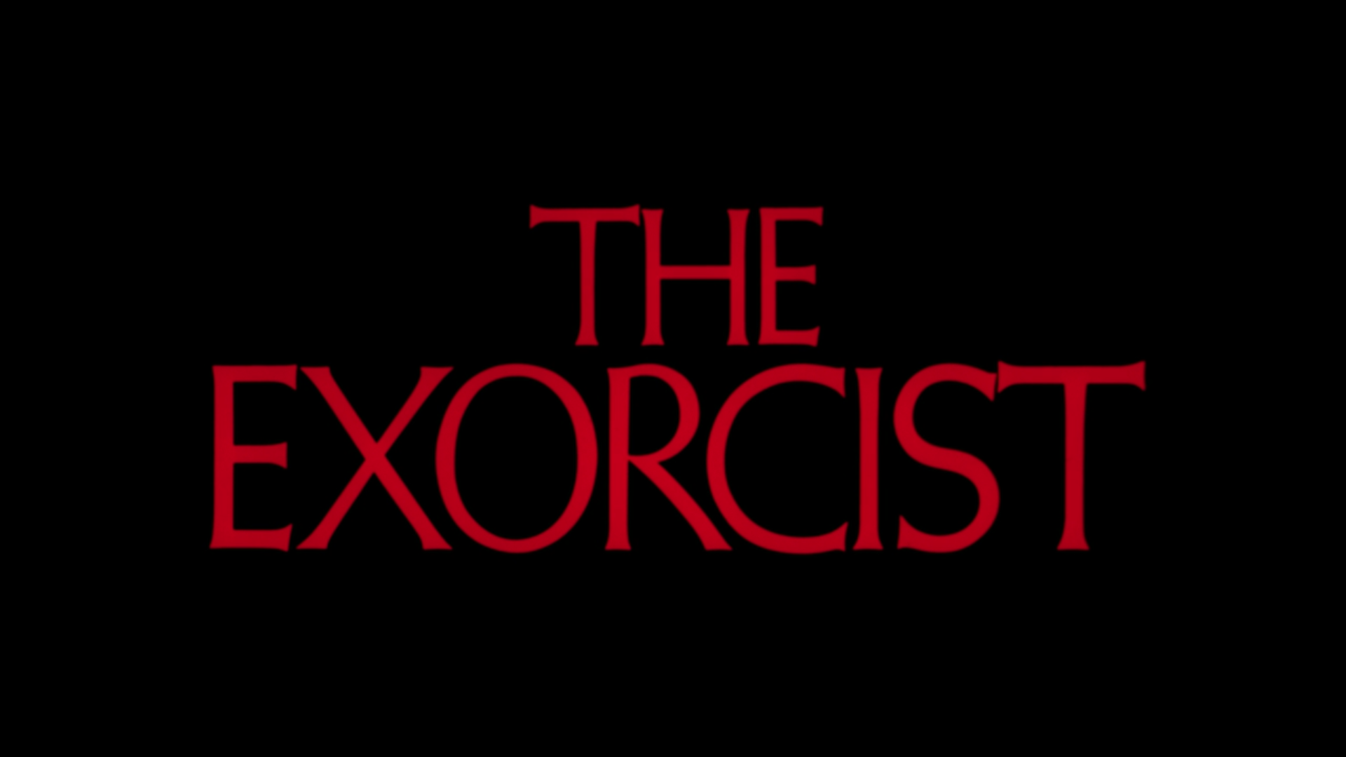 Eddie S 31 Days Of Halloween 2015 Day 23 The Exorcist
