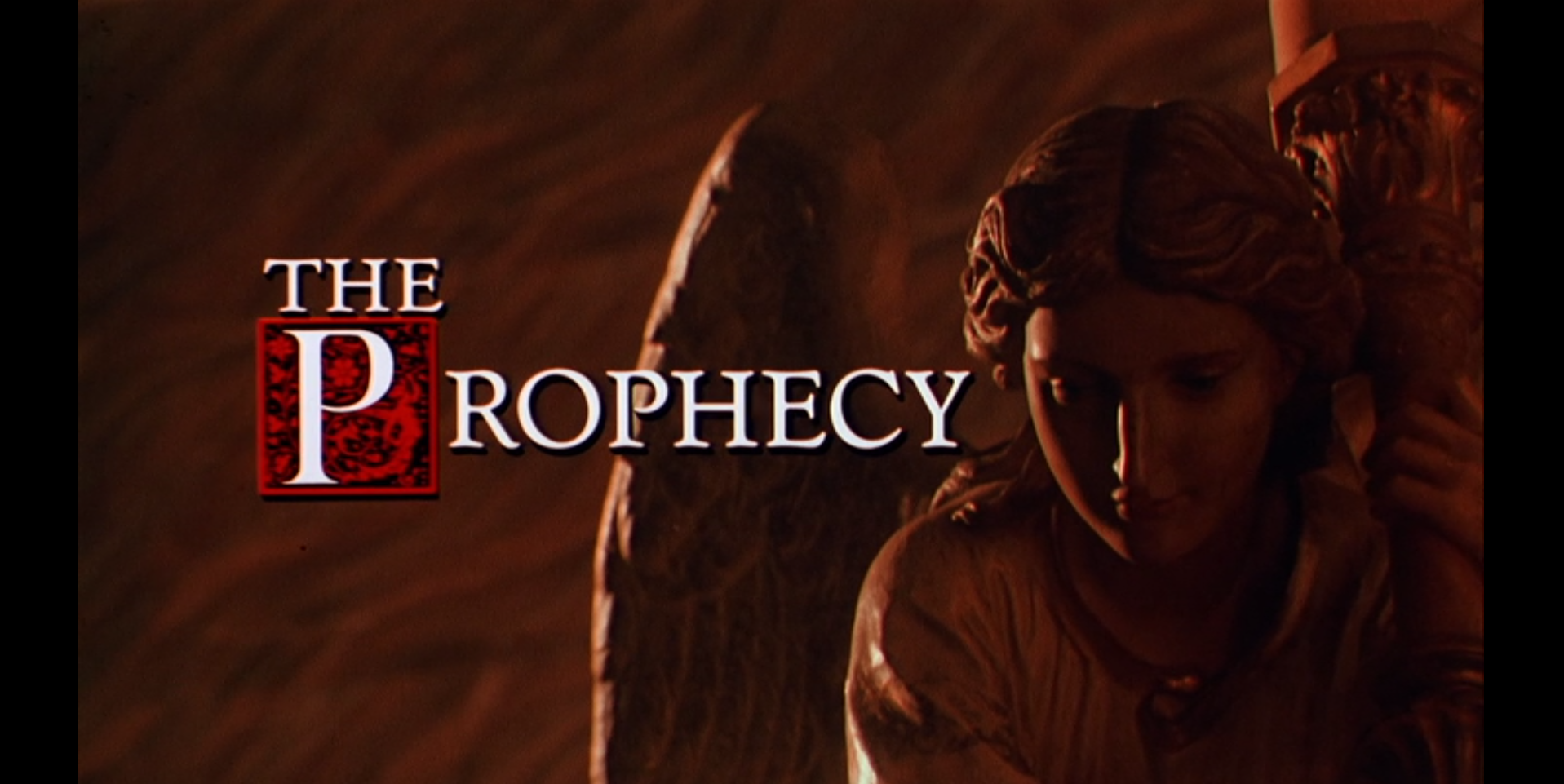 Eddie S 31 Days Of Halloween 2015 Day Five The Prophecy