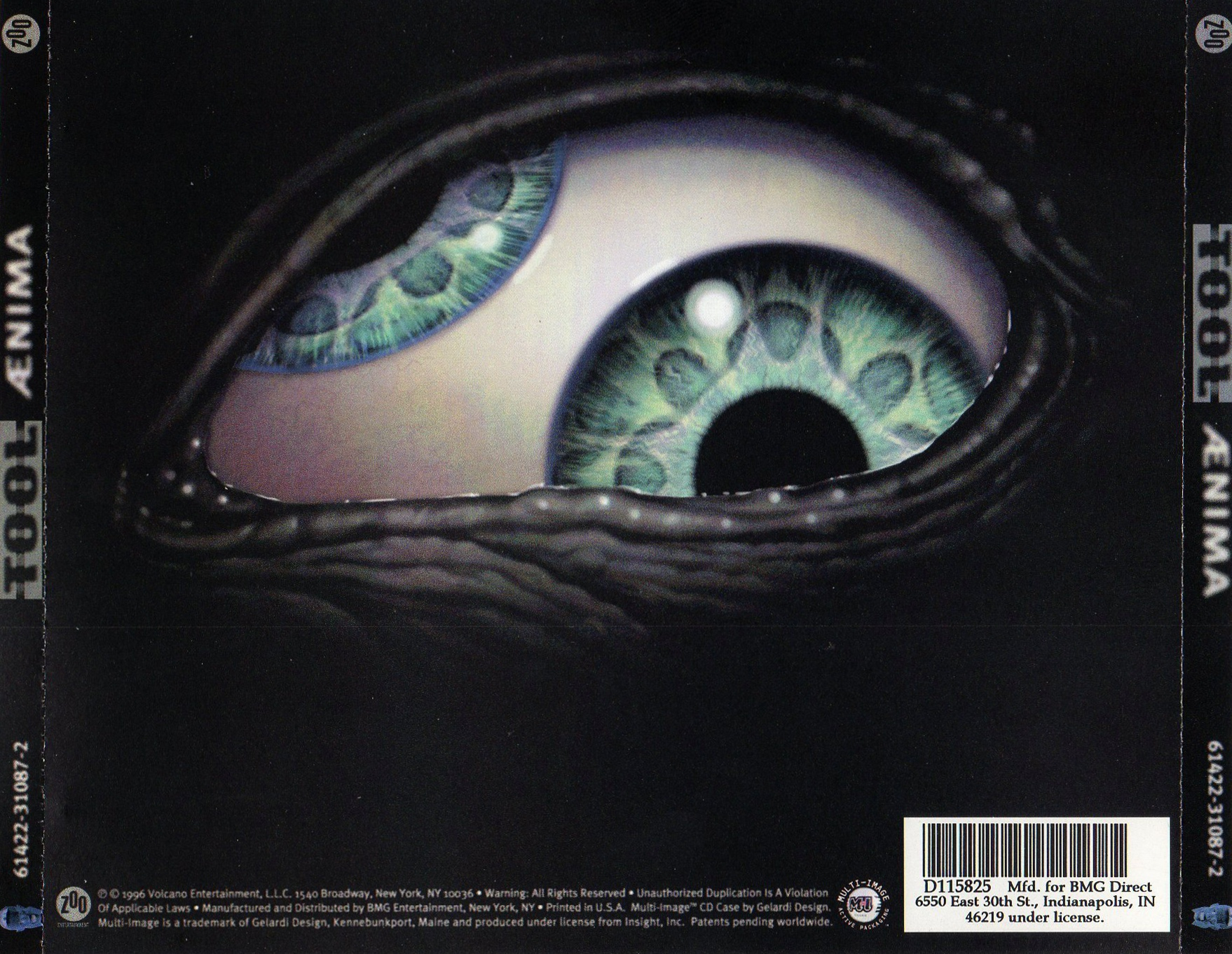 Album Of The Week: Ænima by Tool | Moshpits And Movies
