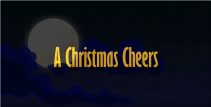 a christmas cheers