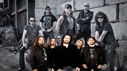 ACCEPT VS SONATA ARCTICA
