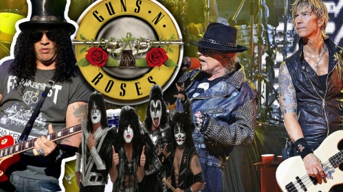 gnr vs kiss