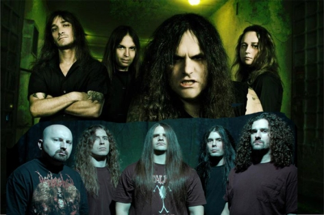 kreator vs cannibal corpse