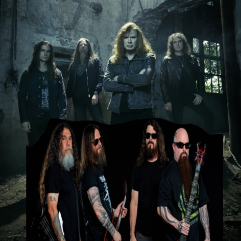 Megadeth vs slayer