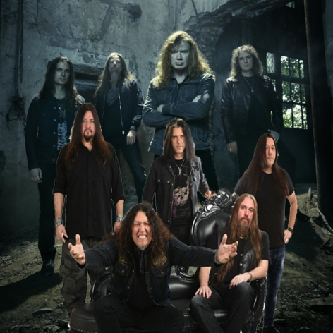 megadeth vs testament