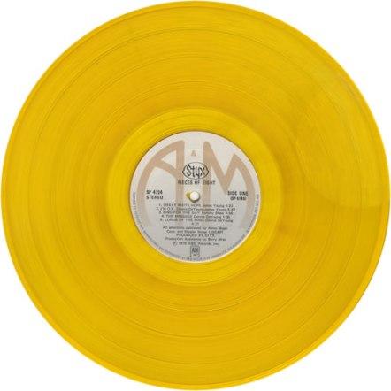 Styx+Pieces+Of+Eight+-+Gold+Vinyl+454971b
