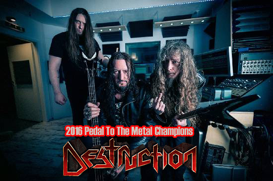 Destruction Champions
