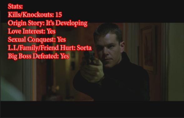 Bourne Stats 1
