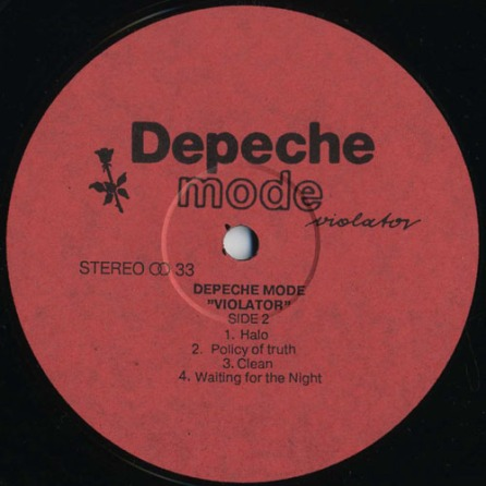 Depeche Mode – Violator 3