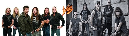 iron maiden vs accept