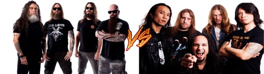 slayer vs death angel