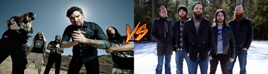 Suicide Silence Vs Killswitch Engage