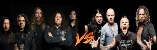 Testament vs metallica