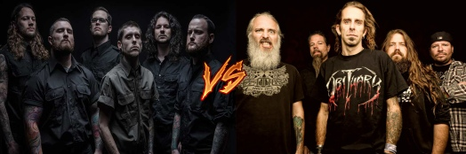 whitechapel vs lamb of god