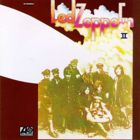 led zeppelin led zeppelin_II