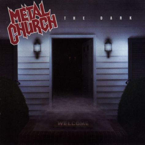 metal church the dark