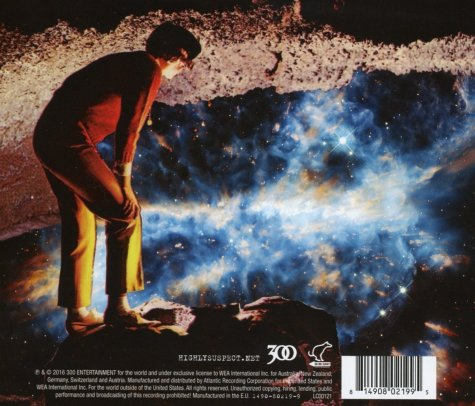 highly suspect back cover