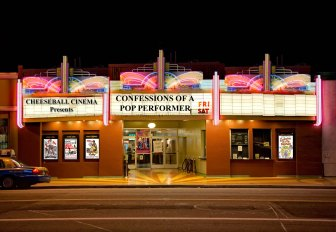 Confessions Of A Pop Performer Theater