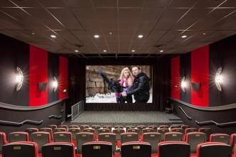Sharknado theater scene