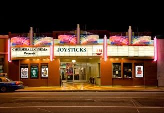 Joysticks 1983 Theater