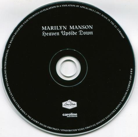 manson cd