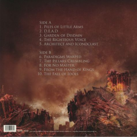 morbid angel back cover